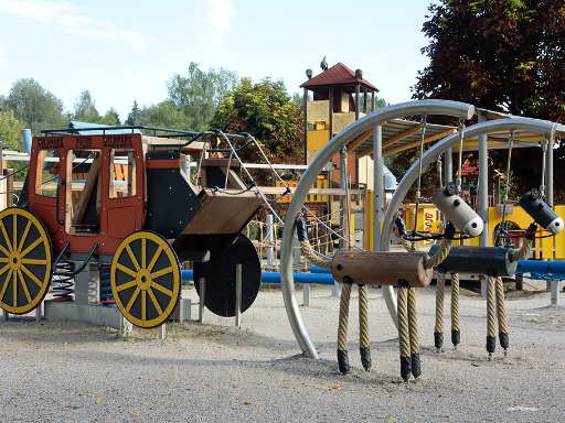 Abenteuer-Spielplatz Wildpark Poing