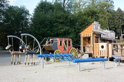 Spielplatz Wildpark Poing